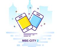 MBE-city 2