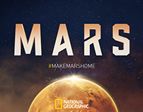 MARS #makemarshome Quiz website