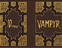 Buffy the Vampire Slayer Journal Case Design