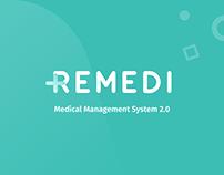 Remedi 2.0 - Medical Management System