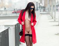 Nude in Granada