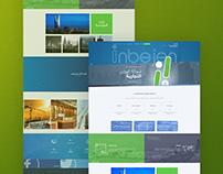 Inbejen Webesign UI/UX