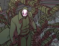 Kabuki Man - Big Hero 6