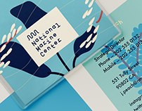 National Marine Center | Branding