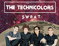 "The Technicolors - ""Sweat"""