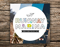 Runway Marina Branding