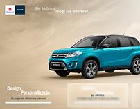 Suzuki Grand Vitara | Relaunch | Przetarg | 2015