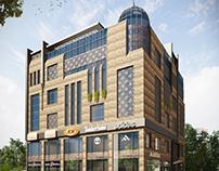 HOTEL APARTMENT BUILDING (G+M+4)