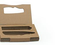 Scriba packaging