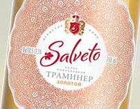 Salveto sparkling wine