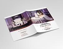 Multiple Page Wedding Brochure Design