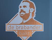 De Brabander Bakt - Logo Design
