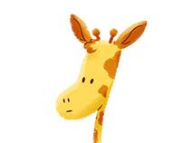 Long Giraffe Boi