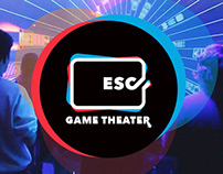 ESC Game Theater Website