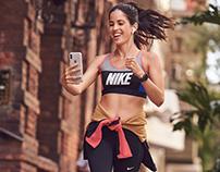 Marie Claire Ft. Nike | Ph: Martin Sarrabayrouse