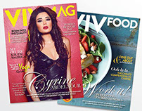 VIVMAG Covers (January 2013 - September 2015)