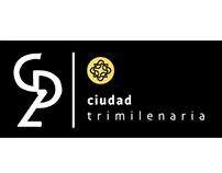 Cadiz Ciudad Trimilenaria. Branding project.