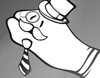 Sir. Hands