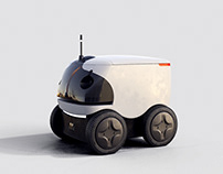 Delivery Droid