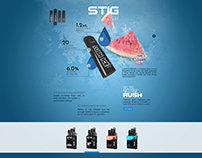 STIG - Landing Page Flavors
