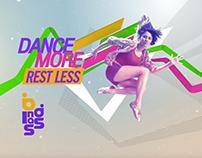 UTVBindass - Dance More Rest Less