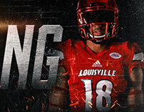 Louisville Twitter Header Template