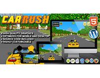HTML5 Game: Car Rush