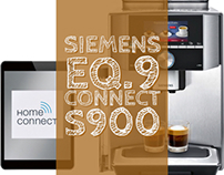 Siemens EQ.9 Connect S900