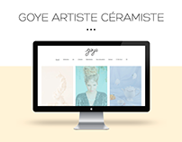 Website redesign - Goye