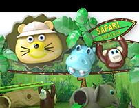 Safari Parque tematico