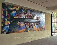 Kings Park Wall Mural - Public Art Project