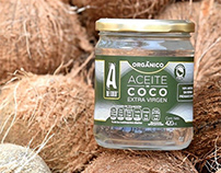 Coconut Chips & Coconut Oil re-packaging