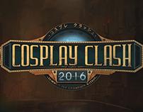 Cosplay Clash 2016 Logo