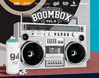 El Año De La Boombox