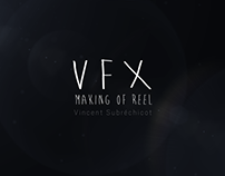 Vinsub / VFX Breakdown showreel 2016