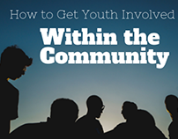 how to get youth involved within the community