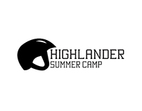 Highlander Summer Camp / Flexible Logo