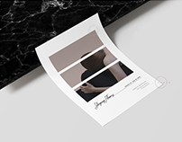 ÉLODIE — Brand Stationery Set