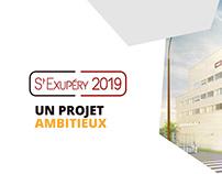 EXTENSION DE LA CLINIQUE SAINT-EXUPÉRY À TOULOUSE.