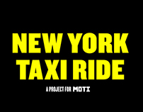 New York Taxi Ride