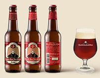 Jacobins Beer // Branding + Packaging