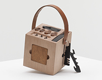 Cubric: the little, cubic-shaped toolbox