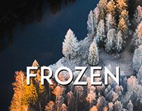 Frozen Sweden