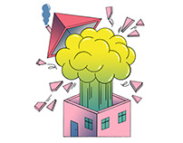 High property prices - For Cicero Magazine