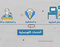 موشن جرافيك المعهد الدولي الكويتي 2