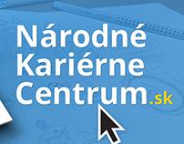 Visual identity - NárodnéKariérneCentrum.sk