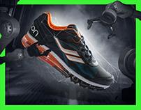 Sport Shoes Advertisement & Photo Shoots