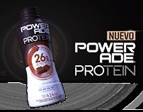 Powerade Protein