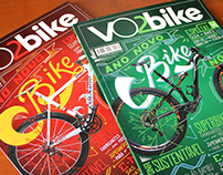 VO2bike | Special Edition Double Cover | Lettering