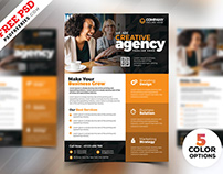 Creative Business Flyer PSD Templates